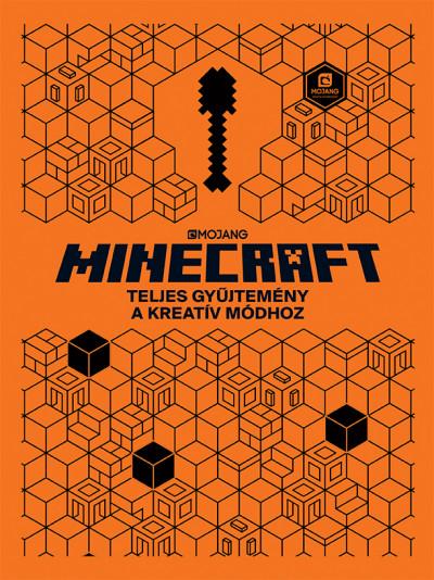 - Minecraft: Teljes gyűjtemény a kreatív módhoz - doboz