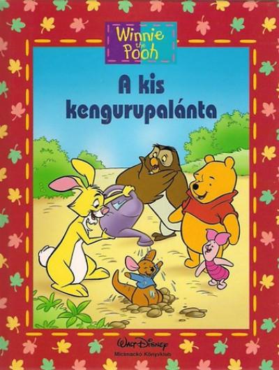 - Micimackó - A kis kengurupalánta