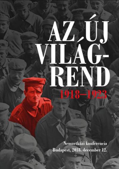 Békés Márton  (Szerk.) - Az új világrend 1918-1923