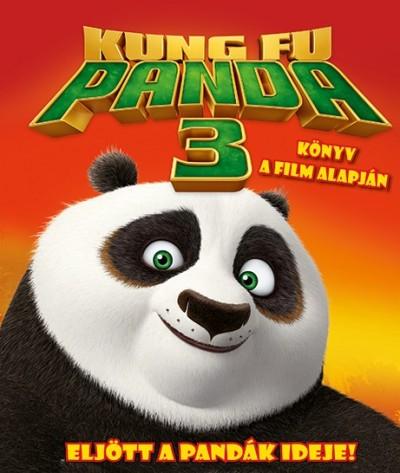 - Kung Fu Panda 3. -  mesekönyv