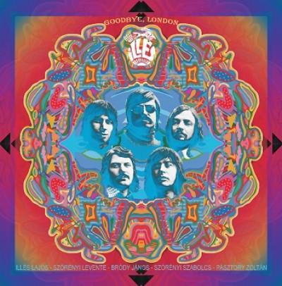 Illés Együttes - Goodbye London - LP