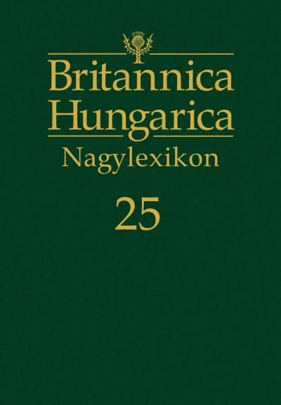 Nádori Attila  (Szerk.) - Britannica Hungarica Nagylexikon 25. kötet