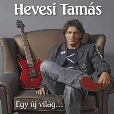 Tamás Hevesi - Egy új világ... - CD