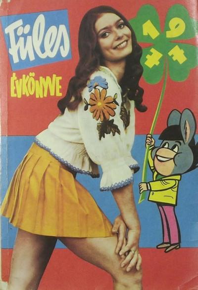 Tiszai László  (Szerk.) - Füles Évkönyve 1977