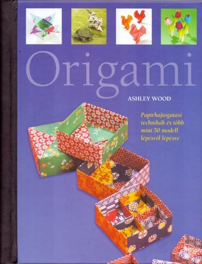 Ashley Wood - Origami