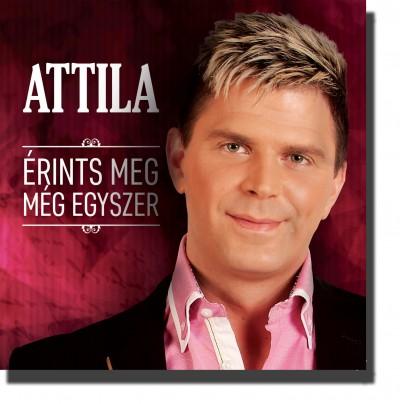 Tilinger Attila - Érints meg még egyszer - CD