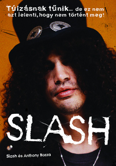 Anthony Bozza - Slash - Slash