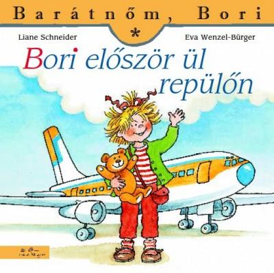 Liane Schneider - Bori először ül repülőn
