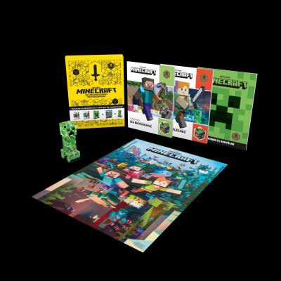 - Minecraft - Teljes gyűjtemény felfedezőknek