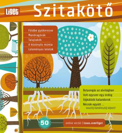 Horgas Judit  (Szerk.) - Levendel Júlia  (Szerk.) - Szitakötő 2020/50