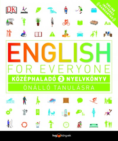 Gill Johnson - English for Everyone: Középhaladó 3. nyelvkönyv
