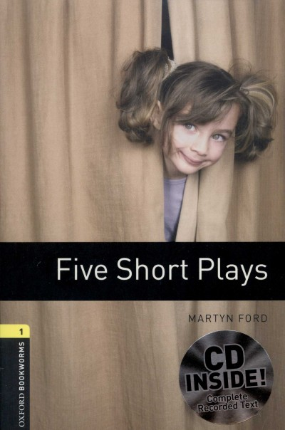 Martyn Ford - Five Short Plays - CD Inside