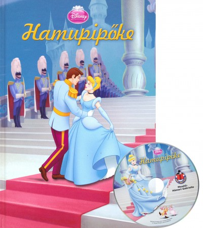 Hámori Gabriella - Hamupipőke + mese CD