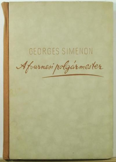 Georges Simenon - A furnesi polgármester
