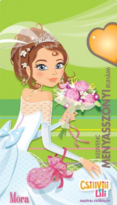 - Kedvenc menyasszonyi ruháim