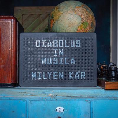 Diabolus In Musica - Milyen kár - CD