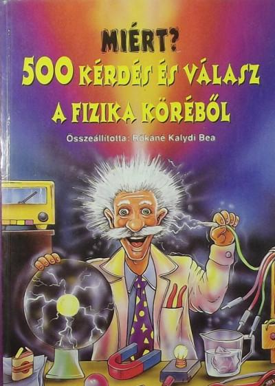 Rókáné Kalydi Bea - Fizikai fogalomtár