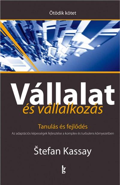 Stefan Kassay - Vállalat és vállalkozás V. kötet - Tanulás és fejlődés
