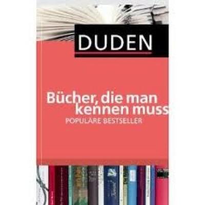 Heike Pfersdorff M. A.  (Szerk.) - Duden - Bücher, die man kennen muss