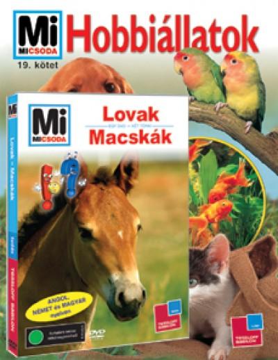 Heinz Sielmann - Hobbiállatok + Lovak - Macskák (DVD)