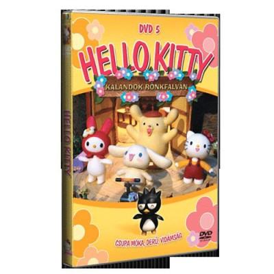 - Hello Kitty - Kalandok Rönkfalván 5.