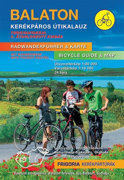 - Balaton - Kerékpáros útikalauz