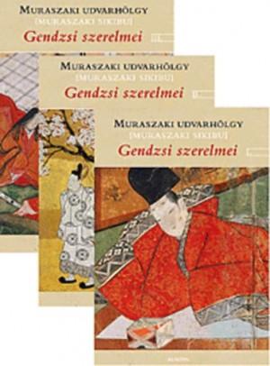 Udvarh�lgy Muraszaki Sikibu - Gendzsi szerelmei I-III.