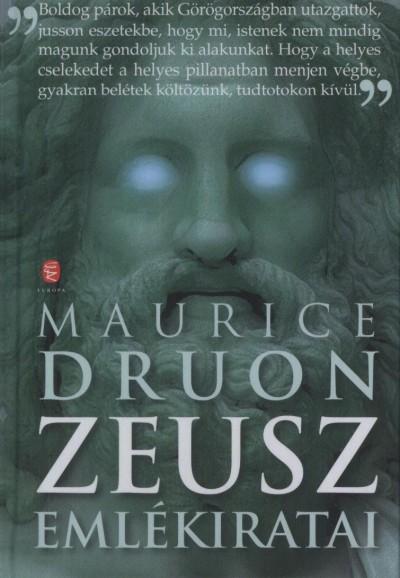 Maurice Druon - Zeusz emlékiratai