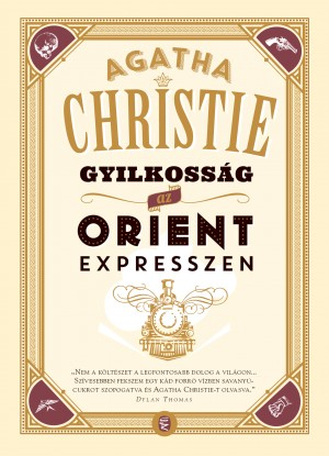 Agatha Christie - Gyilkoss�g az Orient expresszen
