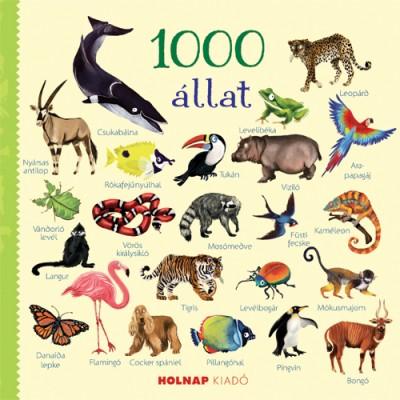 Jessica Greenwell  (Szerk.) - 1000 állat