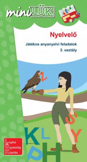 Nyelvelő - Játékos anyanyelvi feladatok 3. osztály c5b4ffece7