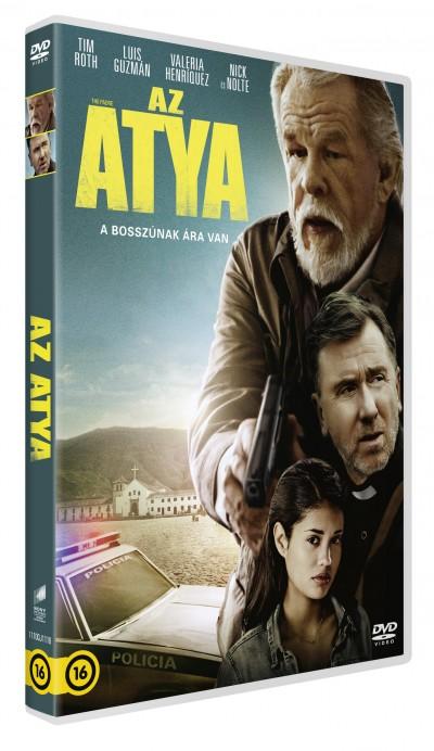 Jonathan Sobol - Az atya - DVD