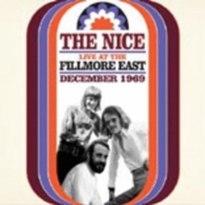 - The Nice - Fillmore East 1969 (remastered) - 2CD