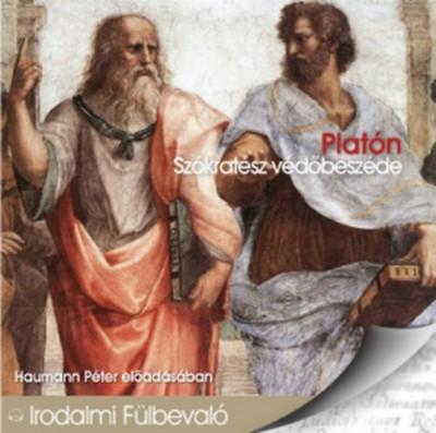 Platón - Haumann Péter - Szókratész védőbeszéde - Hangoskönyv