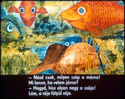 Devecseri Gábor - Állatkerti útmutató - Diafilm