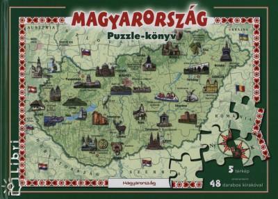 Bányai Tamás  (Szerk.) - Ferkai Tibor  (Szerk.) - Ficsór Zoltán  (Szerk.) - Kiss Attila  (Szerk.) - Kovács Péter  (Szerk.) - Magyarország Puzzle-könyv