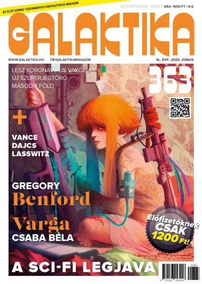 Mund Katalin  (Szerk.) - Galaktika Magazin 363. szám - 2020. június