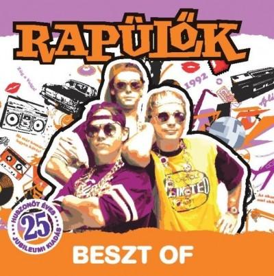 Rapülők - Beszt Of - CD