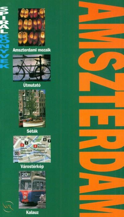 Simon Calder - Amszterdam