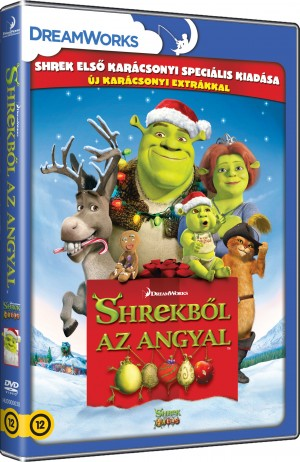 - Shrekb�l az angyal - DVD