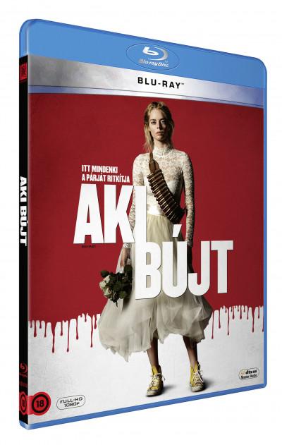 Matt Bettinelli-Olpin - Tyler Gillett - Aki bújt - Blu-ray