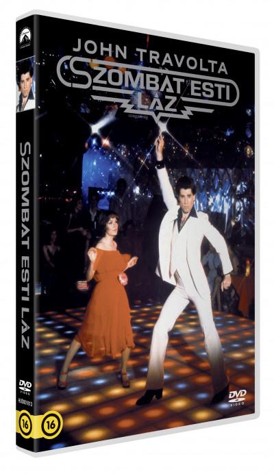 John Badham - Szombat esti láz - DVD