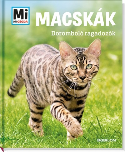 Jutta Aurahs - Macskák