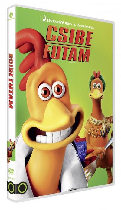 Peter Lord - Nick Park - Csibefutam (DreamWorks gyűjtemény) - DVD