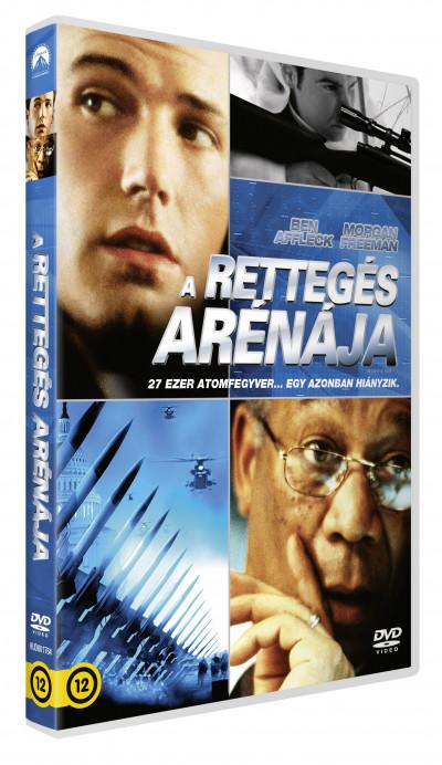 Phil Alden Robinson - A rettegés arénája - DVD