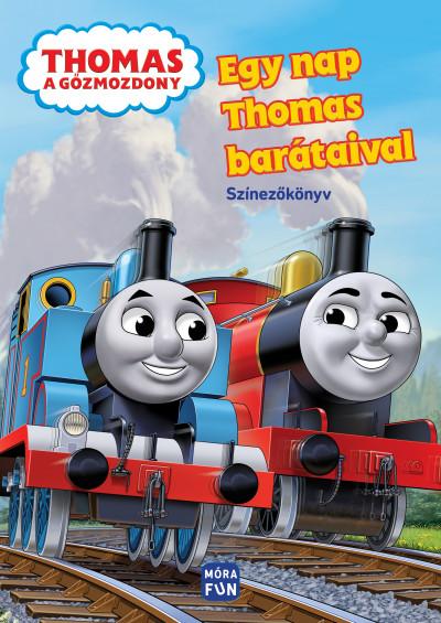- Thomas a gőzmozdony - Egy nap Thomas barátaival