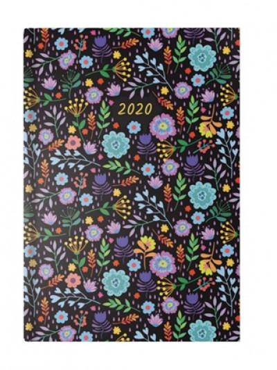 - Kis virág - B6 heti naptár - 2020