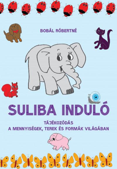 Bobál Róbertné - Suliba induló