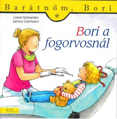 Liane Schneider - Bori a fogorvosnál