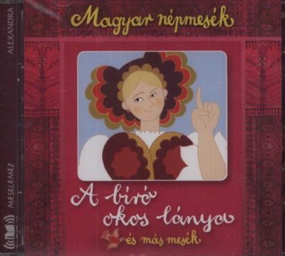 - Magyar népmesék - A bíró okos lánya és más mesék - Hangoskönyv